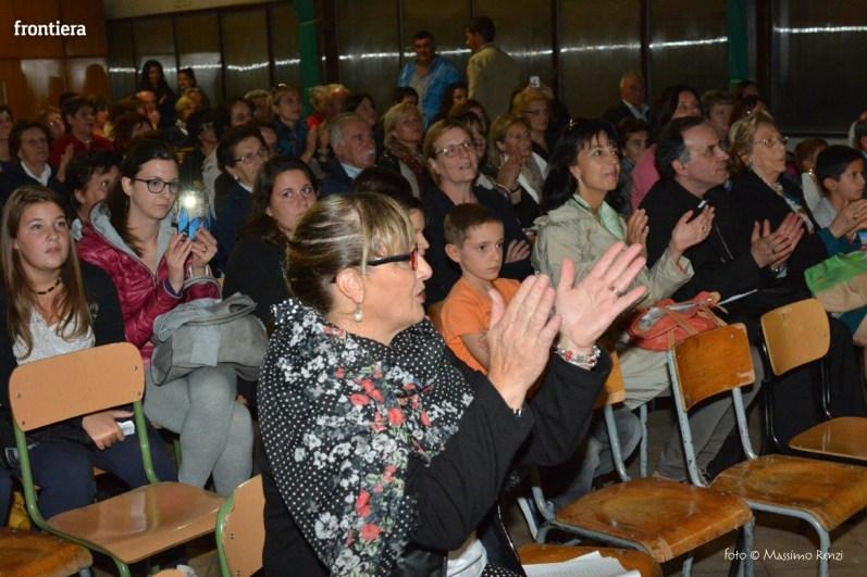 Mons Domenico Pompili a San Michele Arcangelo (Recita) 29 settembe 2015 foto Massimo Renzi 20