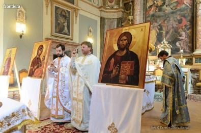 messa in onore del Santo Patrone della chiessa ortodossa Rieti-11