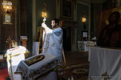 messa in onore del Santo Patrone della chiessa ortodossa Rieti-12