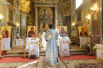 messa in onore del Santo Patrone della chiessa ortodossa Rieti-15