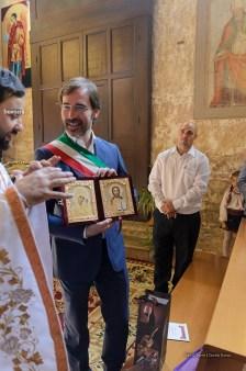 messa in onore del Santo Patrone della chiessa ortodossa Rieti-18