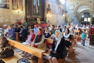 messa in onore del Santo Patrone della chiessa ortodossa Rieti-27
