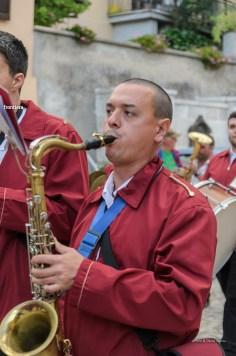 sfilata banda Santa Rufina-14