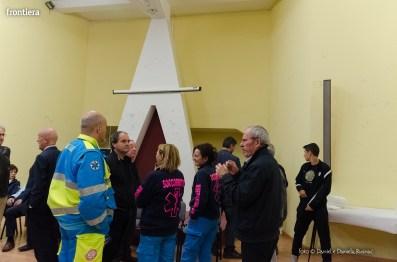 Incontro del Vescovo Domenico Pompili con i volontari della Diocesi foto Daniel e Daniela Rusnac 05