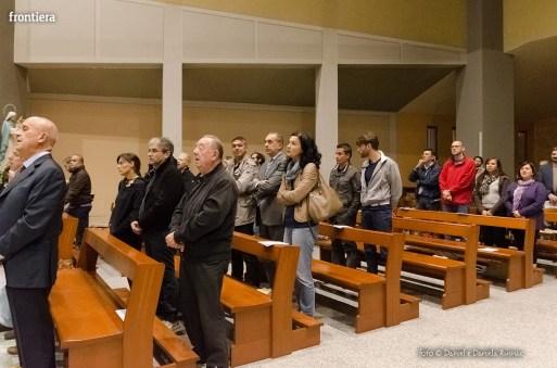 Incontro del Vescovo Domenico Pompili con i volontari della Diocesi foto Daniel e Daniela Rusnac 26