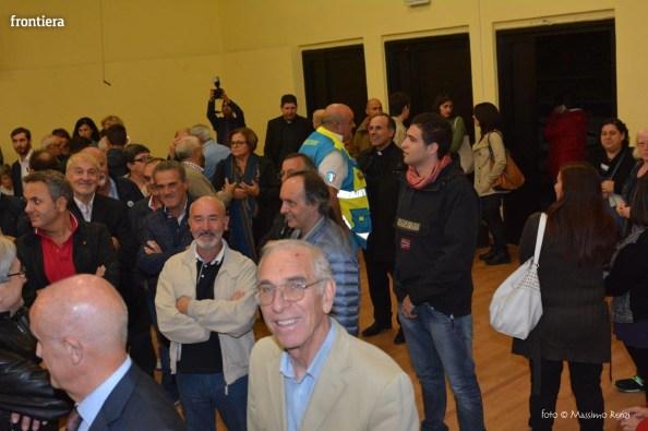 Incontro del Vescovo Domenico Pompili con i volontari della Diocesi foto Massimo Renzi 21