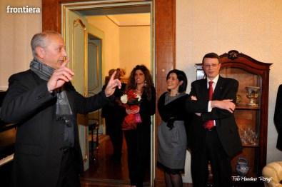 Auguri 2015 in Prefettura foto Massimo Renzi 25