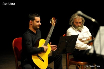 E viracconto napoli spettacolo beneficenza Alcli Giorgio e Silvia foto Massimo Renzi 17