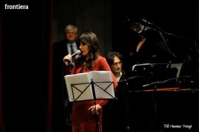 E viracconto napoli spettacolo beneficenza Alcli Giorgio e Silvia foto Massimo Renzi 24