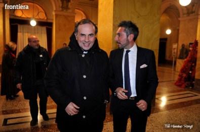Pastor Ron teatro Flavio Vespasiano foto Massimo Renzi 03