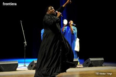 Pastor Ron teatro Flavio Vespasiano foto Massimo Renzi 15