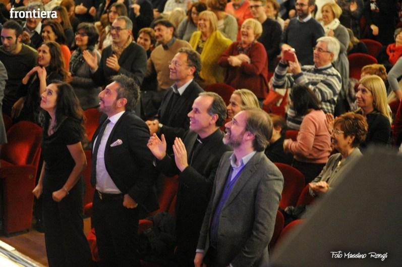 Pastor Ron teatro Flavio Vespasiano foto Massimo Renzi 20