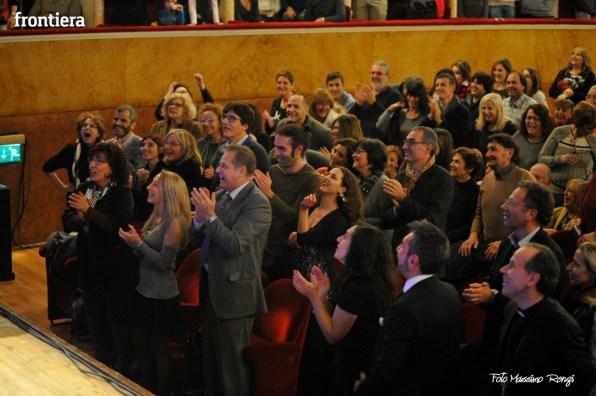 Pastor Ron teatro Flavio Vespasiano foto Massimo Renzi 21