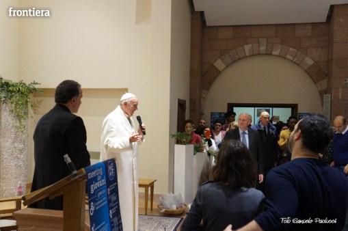 Papa-Francesco-a-Greccio-(4-gennaio-2015)-foto-Samuele-Paolucci-10