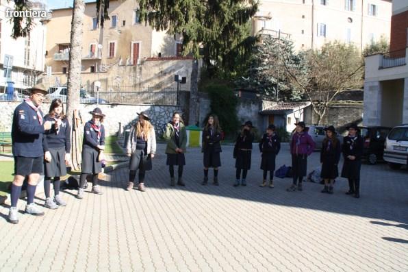 Giornata BP 22 febbraio 2016 Scout Rieti 10