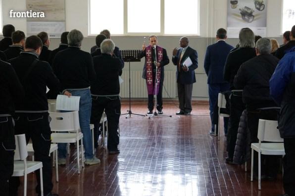 Visita del Vescovo Domenico in Lombardini 17 marzo 2016 foto Fabrizi 10