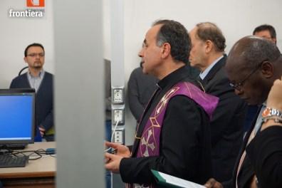 Visita del Vescovo Domenico in Telpress 17 marzo 2016 foto Fabrizi 23