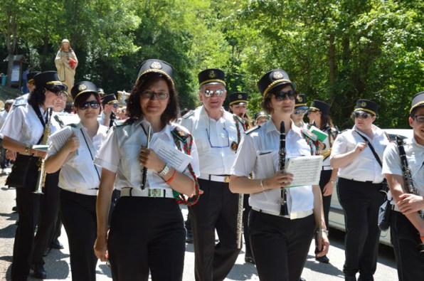 DSC_0059 - La Banda di Casperia a Vallececa
