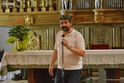 Presentazione Incontro Pastorale del 9,10 e 11 settembre chiesa di San Domenico 12 luglio 2016 foto Massimo Renzi06