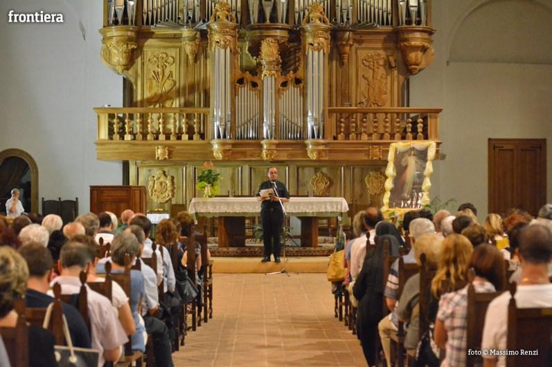 Presentazione Incontro Pastorale del 9,10 e 11 settembre chiesa di San Domenico 12 luglio 2016 foto Massimo Renzi09