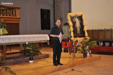 Presentazione Incontro Pastorale del 9,10 e 11 settembre chiesa di San Domenico 12 luglio 2016 foto Massimo Renzi27