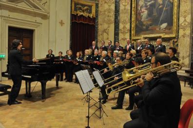 Coro Cai Concerto di Natale Auditorium Varrone [21.12.2016] foto Renzi MAS_7054