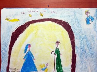 Il presepe di Francesco - Bambini di Antrodoco 23
