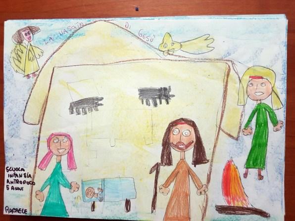 Il presepe di Francesco - Bambini di Antrodoco 41