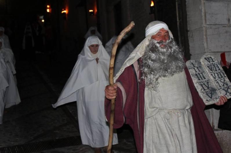 [14.04.2017] Contigliano - Sacra rappresentazione del Venerdì Santo 177