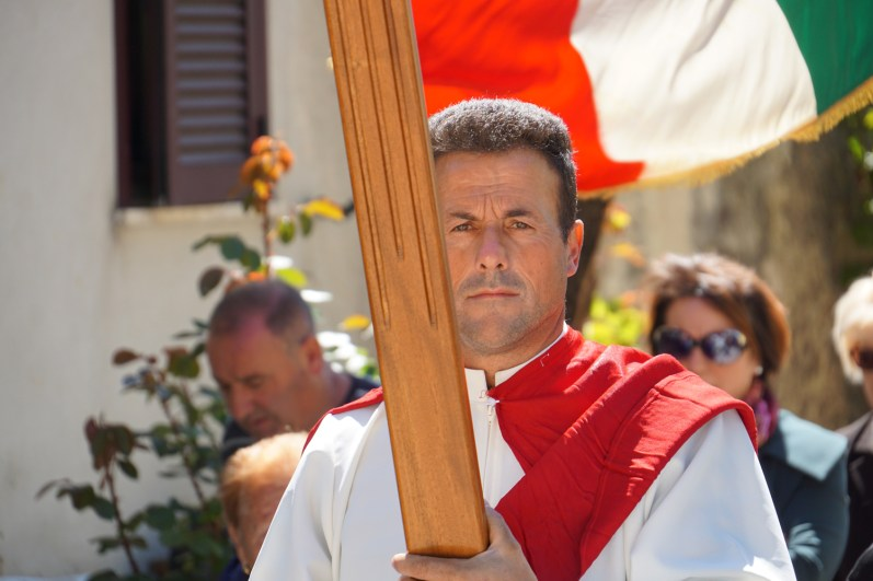 [23.04.2017] Festa del Cappuccio di San Francesco a Corvaro DSC04540