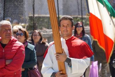 [23.04.2017] Festa del Cappuccio di San Francesco a Corvaro DSC04548