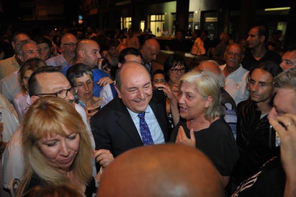 [25.06.2017] Comune di Rieti - Vittoria elettorale di Antonio Cicchetti MAS_7601