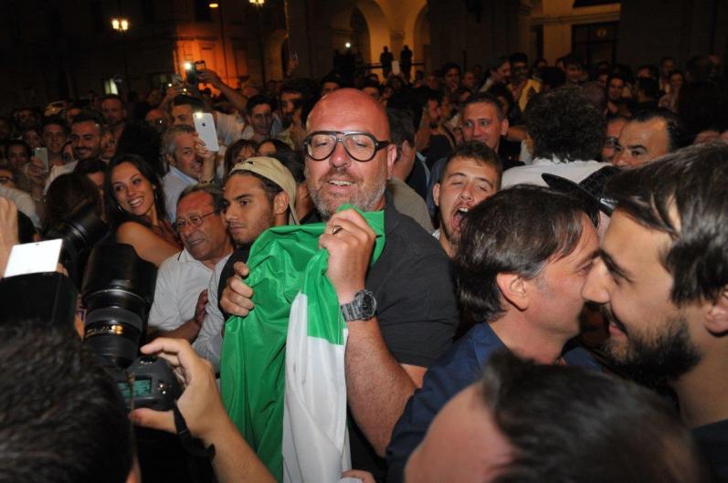 [25.06.2017] Comune di Rieti - Vittoria elettorale di Antonio Cicchetti MAS_7722