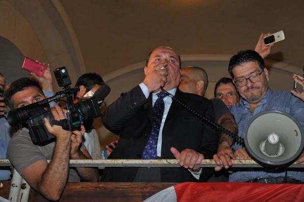 [25.06.2017] Comune di Rieti - Vittoria elettorale di Antonio Cicchetti MAS_7831