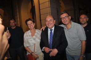 [25.06.2017] Comune di Rieti - Vittoria elettorale di Antonio Cicchetti MAS_8020
