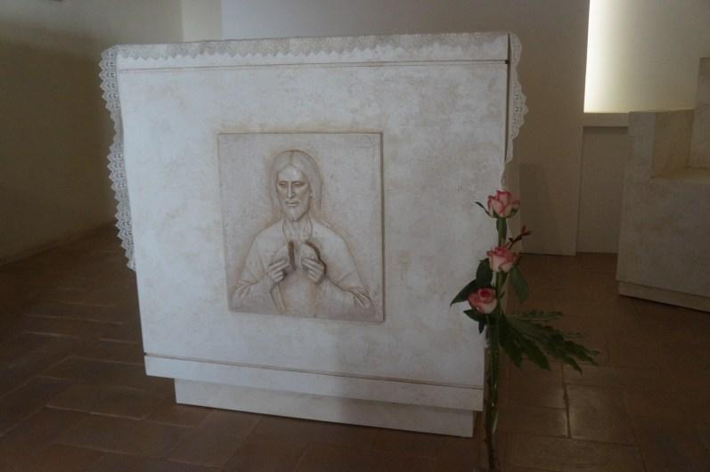[02.08.2017] Poggio Bustone Cappella delle Beatitudini e Marcia del perdono DSC04049