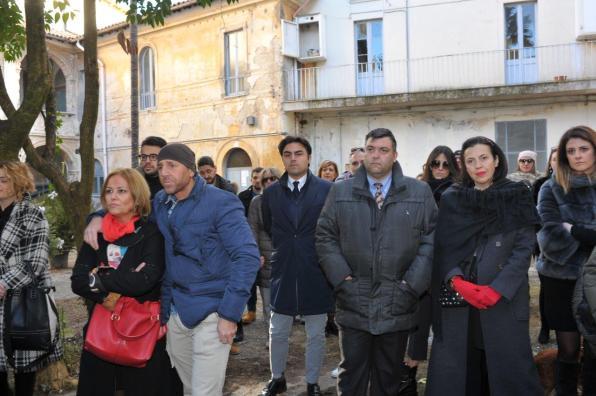 [24.12.2017] Inaugurazione Presepe Cappella di San Camillo Ospedale vecchio MAS_1998