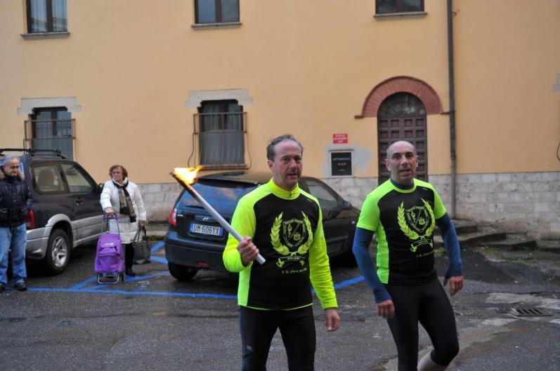 [19.03.2018] Fiaccola Benedettina 'Pro Pace et Europa Una' MAS_1906
