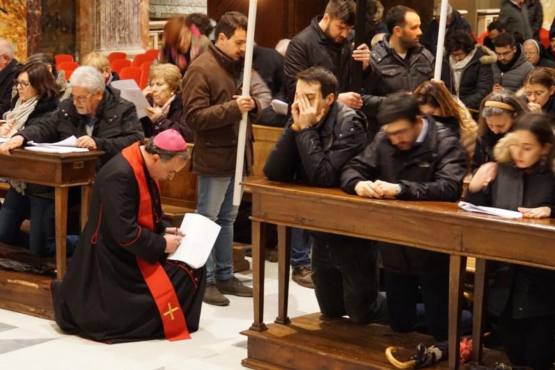 [30.03.2018] Via Crucis in Cattedrale DSC09792