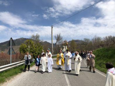 [08.04.2018] Cantalice, festa della Madonna delle Grazie 02