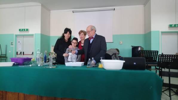 [17.05.2018] Francesco Laurenzi alla Sisti 68