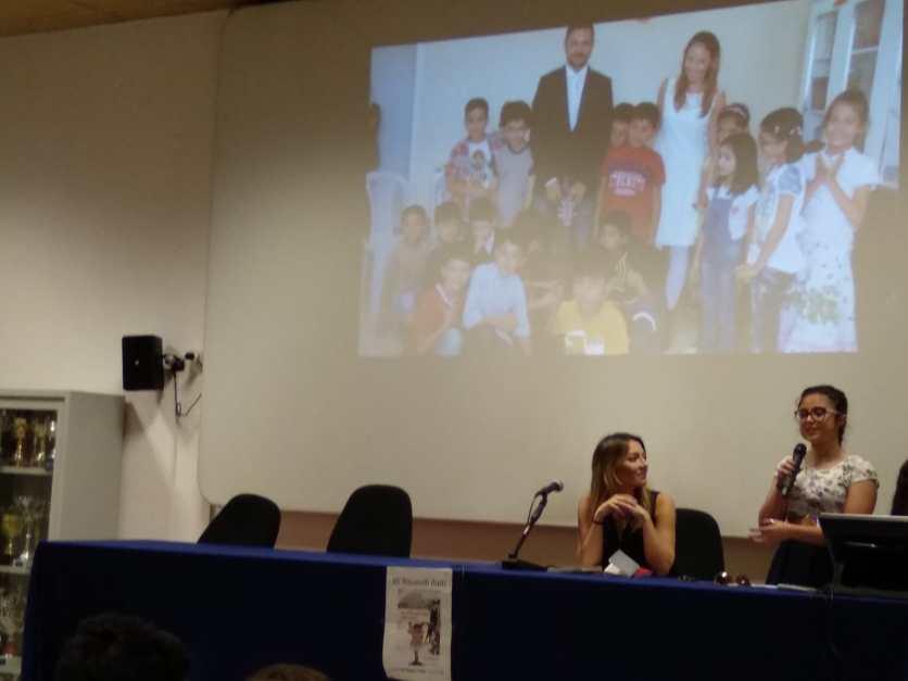 [28.05.2018] Incontro con Laura Tangherlini al Rosatelli 04