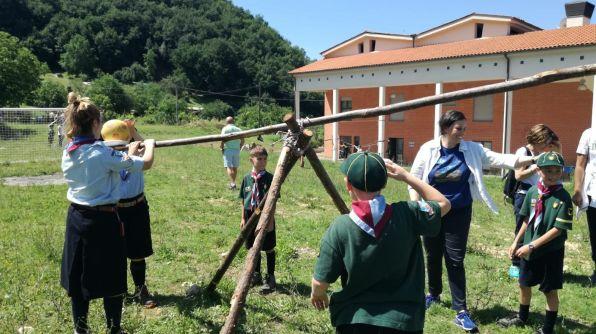 [17.06.2018] Festa di fine anno Scout Fse Rieti 2 07