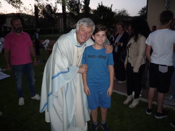 [31.06.2018] Messa di ringraziamento per i vent'anni di sacerdozio di don Zdenek Kopriva P1060903