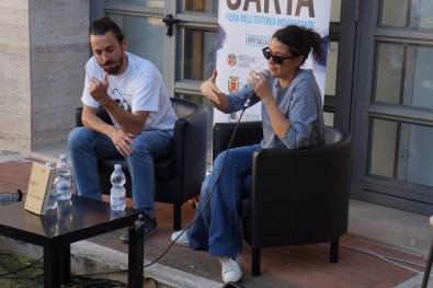 [15.09.2018] Liberi sulla Carta - Marta Fana (Paolucci) DSC04830