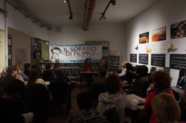 [07.02.2019] Presentazione raccolta di poesie 'Disobbedienza' di Bartolomeo Smaldone 05