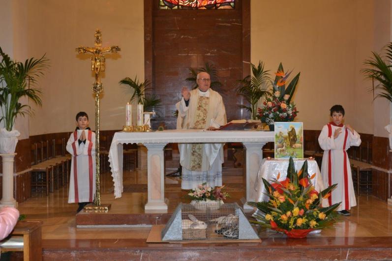 [17.01.2020] Benedizioni degli animali a San Michele Arcangelo DSC_4982