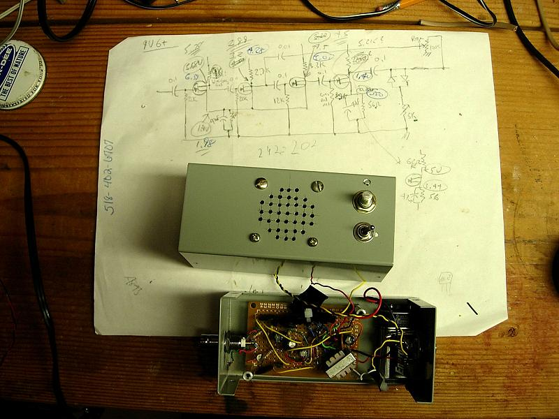 Rf Electronics Projects Page