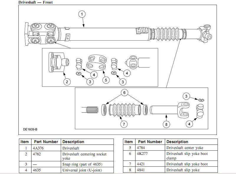 1997 F250 Truck Suspension Diagram