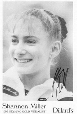 Gymnastic Autographs 2  Tips Stories and Moving Companies